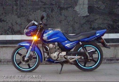 济南铃木摩托车专区 GT125转数问题